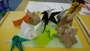 折り紙動物2