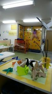 折り紙動物1