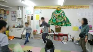 クリスマス練習1